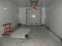 Thermal Enclosure under construction