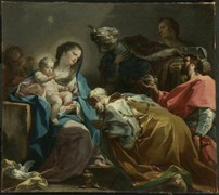 Adoration of the Magi – Gentili di Giuseppe Heirs and Museum of Fine Arts Boston