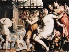 Bath of Bathsheba – Italy and Wadsworth Atheneum Museum of Art