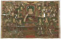 Buddhist Paintings – Los Angeles County Museum of Art and Jogye Order of Korean Buddhism