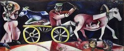 Chagall Gouache – Solomon R. Guggenheim Foundation and Lubell