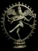 Dancing Shiva Statue – India and National Gallery of Australia