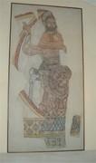 Fresques de Casenoves – Musée d'Art et d'Histoire de la Ville de Genève et la France