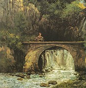 Le Grand Pont – Weinmann Heirs and Yale University Art Gallery