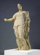 Morgantina Goddess Statue – Italy and J. Paul Getty Museum