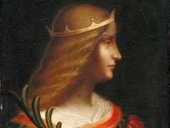 Portrait d'Isabelle d'Este – Cecchini c. Italie