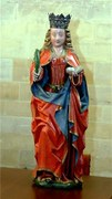 St. Agatha Statue – St. Martin's Church and Private Person