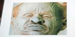 Tête du roi Badu Bonsu II – Ghana et Pays-Bas