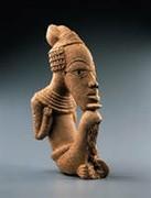 Three Nok and Sokoto Sculptures – Nigeria and France