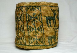 Wasco Sally Bag – American dealer and Paul Cary and the Yakama Nation Museum