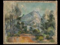 """Accord sur """"La Montagne Sainte Victoire"""" entre le Kunstmuseum de Berne et la famille de Cézanne"""