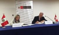 La Suisse et le Pérou signent un accord bilatéral révisé en matière de biens culturels