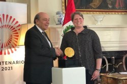 Peru and Smithsonian's NMAI sign MoU for return of Echenique Disc