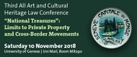 Third All Art and Cultural Heritage Law Conference