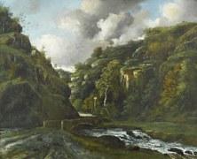 Un tableau inédit de Gustave Courbet est légué au canton du Jura