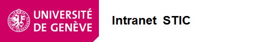 Intranet STIC
