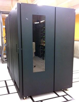 IBM 3494 - Vue générale